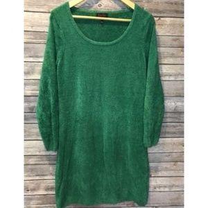 Patricia Field New York Dress Size Medium Emerald